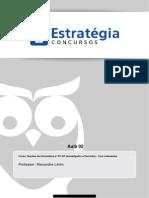 Informática - Estratégia - Excel - Aula02