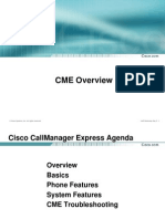 Cisco Cme