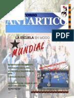 Publicación Revista Territorio Antártico Primer Semestre