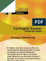 Full English Summer
