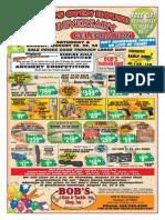 Bobs Anniversary Sale 2014