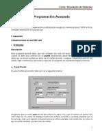 Cliente Servidor TCP IP