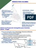 SPC_Colombia (Sistemas de Referencia Para Colombia)