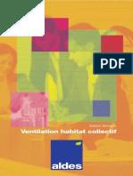 Livre Ventilation Habitat Collectif 2008 FR