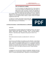 Informe Carretera Central II
