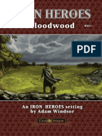 Iron Heroes - Bloodwood