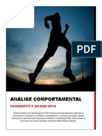 Modelo Analise Comportamental COACHING ASSESMENT