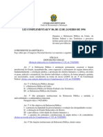 Leicomplementar 80 12 Janeiro 1994 363035 Normaatualizada Pl