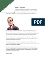 El Gobierno de La Reforma Agraria y de La Chilenización Del Cobre
