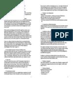 Linguistics Assignment Guidelines June 2009