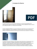 Servicios De Cerrajero En Murcia.
