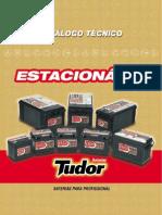 Catalogo.tecnico Baterias Tudor