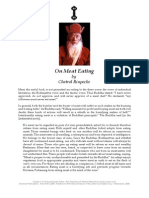 On Meat Eating
