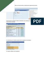 SAP Creacion Materiales Venta SAP