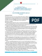 Ramesh Singh Eco Notes on e Survey (1)