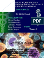 La Inmunologia