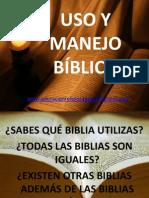 Abreviaturas Del La Biblia
