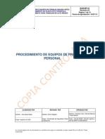 1026-EHS-P-32 Equipos de Protección Personal