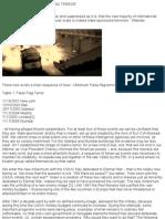 """Eternal War and False Flag Terror"" by Nick Kollerstrom, PhD"