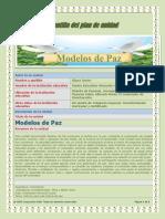 proyecto modelos de paz