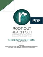 Social Determinants of Health Primer Part I