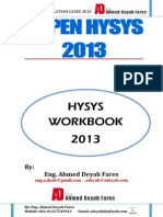 Hysys WorkBook