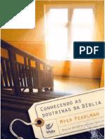 Conhecendo as Doutrinas Da Bíblia - Myer Pearlman (1)