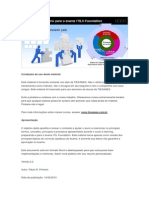 Resumo de ITIL