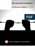 Hindu Human Rights 2008 Report