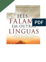 Eles Falam Em Outras Línguas - John L Sherrill (Págs 01 Ao 44)