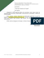 A.01 - Exerc. Gestão de Documentos (MPU)