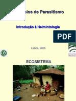 Introducao - Helmintologia