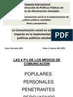 07 Comunicacion Politicas Publicas_ Elmer Huerta