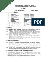 Silabo_analisis Matematico II _ccesa007