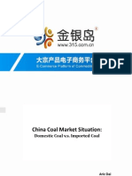 China Coal Market Situation (JYD Presentation PPT)