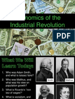 NF - Industrial Revolution - Economics