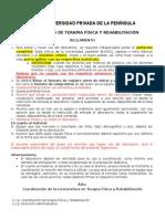 Reglamento deLABTFYREHAB