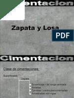Zapata y Losa Presentacion