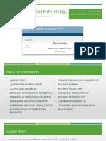 Reportes PDF Con Php y Mysql