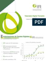 Presentación Pleno Informe TDT Jun 2014