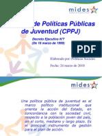 Consejo de Politicas Publicas de Juventud