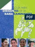 Guia para Dirigentes de la Rama Caminantes