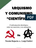 Anarquismo y comunismo científico, de Luigi Fabbri