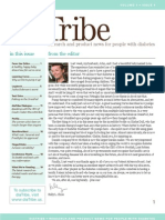 DiaTribe - Research and Product News for People With Diabetes - Issue #4