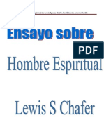 Ensayo Hombre Espiritual Lewis S Chafer