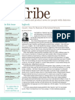DiaTribe - Research and Product News for People With Diabetes - Issue #3