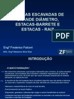 Estacas RAIZ
