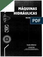 Libro Máquinas Hidráulicas - Wilfredo Jara