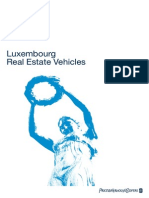 Luxembourg Real Estate Vehicles