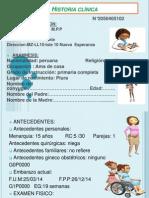 Historia Clínica Obstetric Terminado